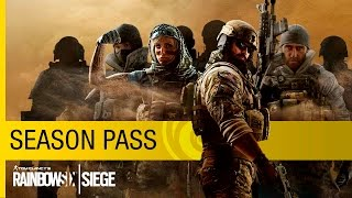 Tom Clancy's Rainbow Six Siege Official – Season Pass Trailer [US]