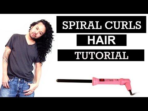 spiral-curls-hair-tutorial-w/enzo-milano-wand