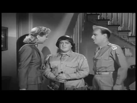 The Abbott and Costello Show - 008 - The Army Story