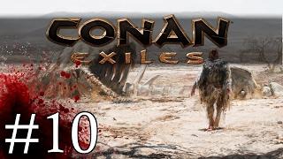 Conan Exiles - Enthralling - Part 10 Let's Play Conan Exiles Gameplay