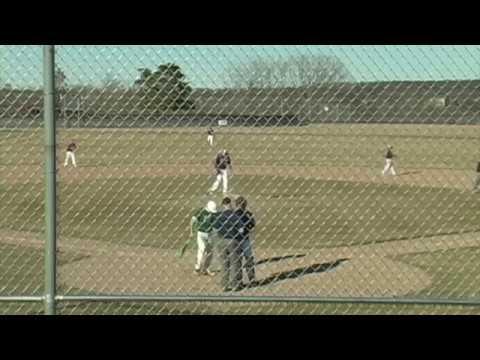 Sauk Centre baseball vs Holdingford