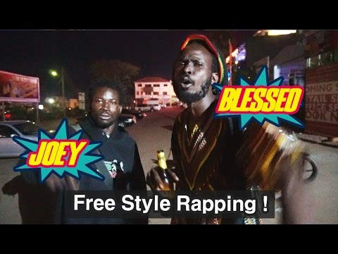 [MV] 아프리카 친구들의 프리스타일 래핑