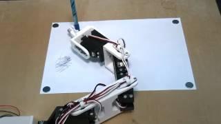 Робот-художник Mr  Painty