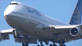 UpClose Boeing 747