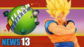 SON GOKÛ VS SON GOKÛ ?! (NEWS & DB SUPER EP. 50) - DBFLASH #13