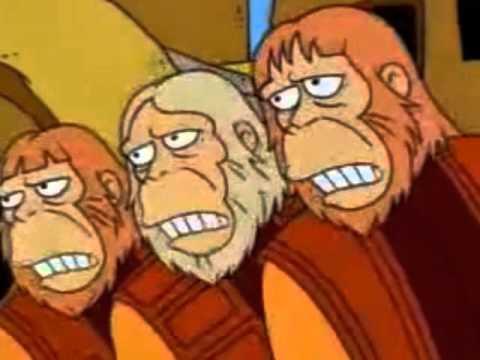 Cancion Dr. Zaius - Simpsons dr zaius song