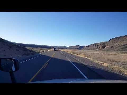 BigRigTravels Nevada Highway 318 Southbound(part 2 of 4)-Nov. 18, 2017