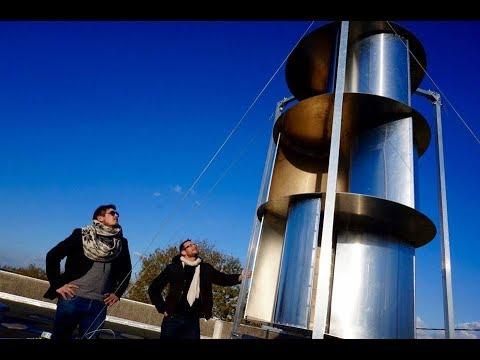 Énergies renouvelables : Unéole implante ses éoliennes en ville
