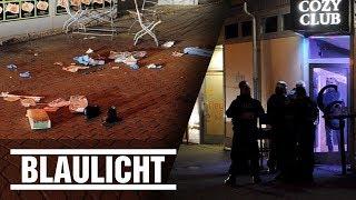 Schießerei in Berlin: Ein Toter / Polizei sucht Zeugen