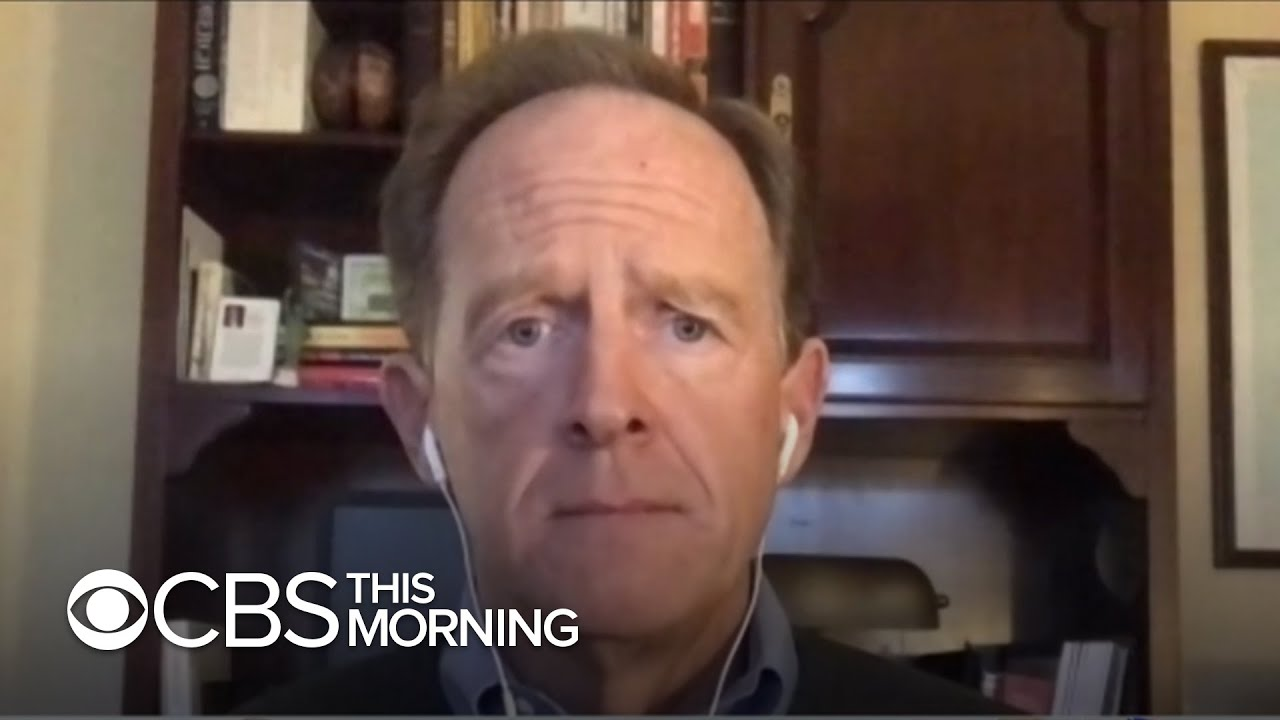 Republican Pennsylvania Senator Toomey on election results, Trump's claim of voter fraud