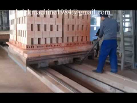 machine de fabrication de brique rouge youtube. Black Bedroom Furniture Sets. Home Design Ideas