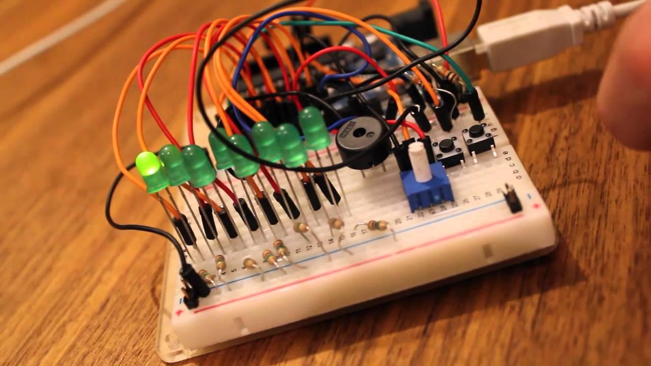 Arduino `sequencer`