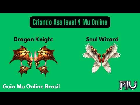 Creating Wing Level 4 (Mu Online Season 13/2)