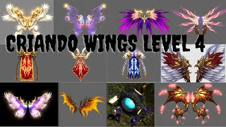 Creating Wing level 4 (Mu Online Season 13/2)