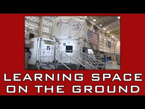 Learning Space On The Ground