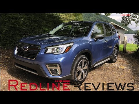 2019 Subaru Forester Touring – A Crossover For The Masses