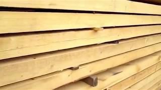 видео Доска обрезная в Москве, купить от производителя «Строй Альянс», цены