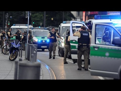 Munich Shooting | Terrorism Ruled Out by Authorities