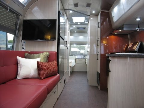 2017 Airstream International Serenity 27fb Twin Bed Travel