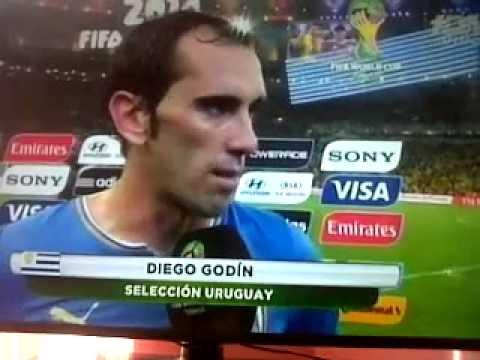 COLOMBIA VS URUGUAY - Mundial de futbol Brasil 2014 _ *B5*