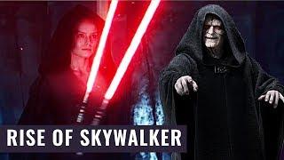 Star Wars 9: Rey soll böse werden! | Rise of Skywalker