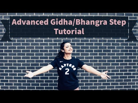 advanced-bhangra-step-||-gidha-&-bhangra-tutorial-in-english-||-bhangralicious-tutorial