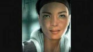 Half Life 2 Alyx Vance