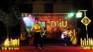 Chưa bao giờ Cover By Giang Phi Hùng + CLB Guitar SPKT