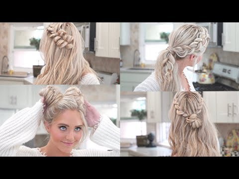 MY 10 FAVORITE EVERYDAY BRAIDED HAIRSTYLES