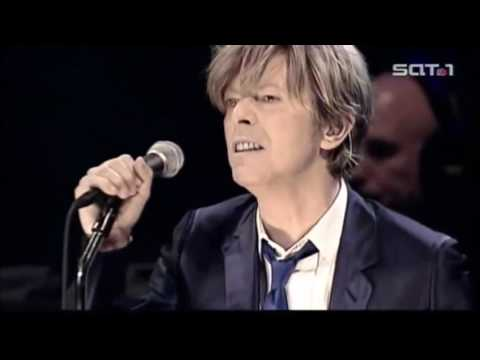 David Bowie ~ Slip Away ~ Live 2002 Concert in Berlin ~ German TV Broadcast