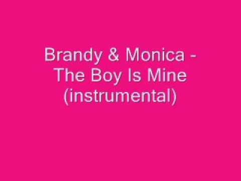 Brandy & Monica - The Boy Is Mine (instrumental)