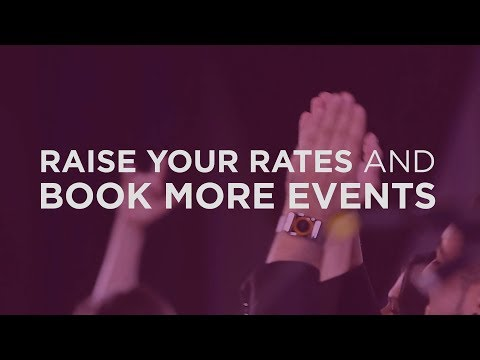 Book more band gigs and charge double