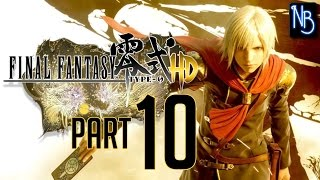 Final Fantasy Type-0 HD Walkthrough Part 10 No Commentary