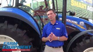 2016 Ag Equipment Outlook for New Holland