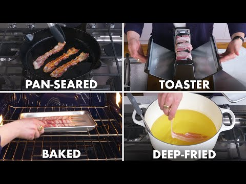 Every Way to Cook Bacon (50 Methods) | Bon Apptit