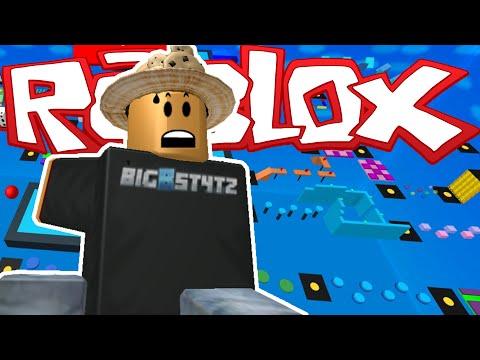 Roblox | ESCAPE THE SHARK! | HARDEST JUMPS! - Part (2)