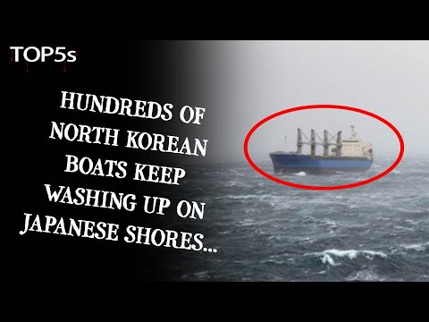 5 Eerie Maritime Mysteries & Real Life Ghost Ship Stories...