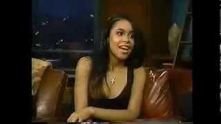 Aaliyah sings 'My Funny Valentine'