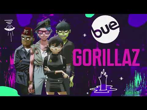 Gorillaz - On Melancholy Hill (Live at Festival BUE, Buenos Aires, Argentina 2017) [Audio Broadcast]