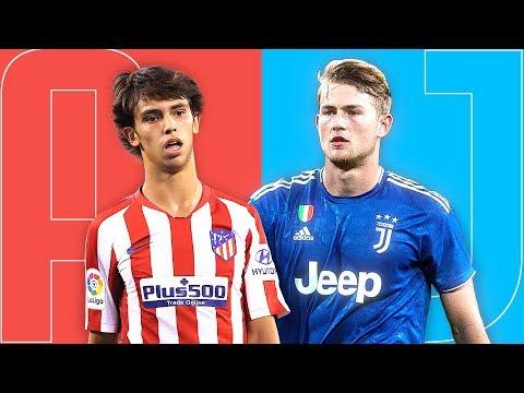 Atlético Madrid vs Juventus • PROMO 2019/20