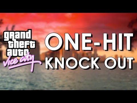 """Vice City 1HP Speedrun: """"One Hit Knock-Out"""""""