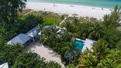 Limefish, a spectacular beachfront home on Anna Maria Island, Florida