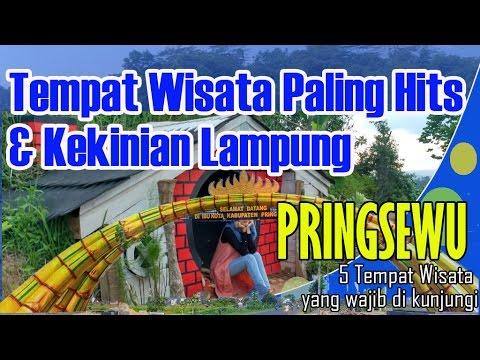 Inilah 5 Tempat Wisata Paling Hits Dan Kekinian Lampung