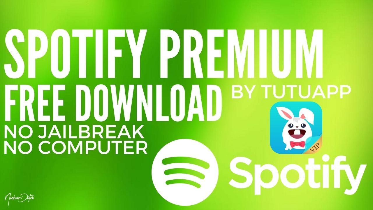 How to get FREE Spotify Premium 2017 Tutuapp No Computer, No Jailbreak/Root - YouTube