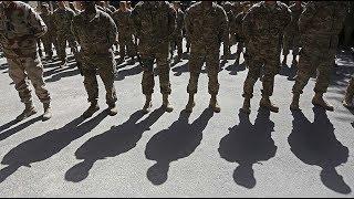 War is good money, war is good business - Former Marine