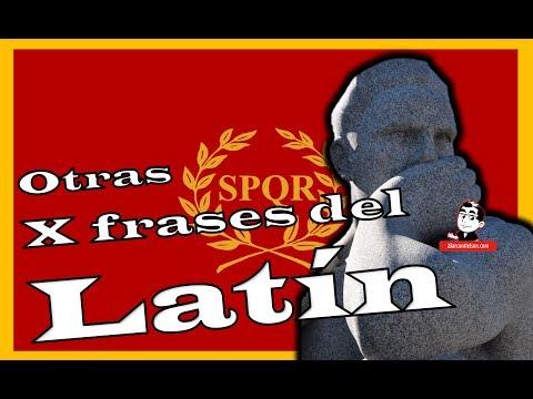 Otras 10 frases del Latín que deberías conocer