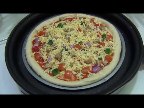 Anex Luxus Pizza Maker | Rs. 3849 | Free Home Delivery | babyworld.pk