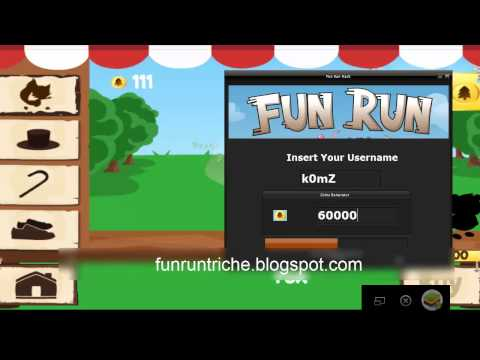 Fun Run Hack [Update April 2014]