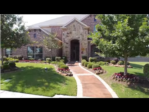 The Stanford Floor Plan Model Home Tour - Gehan Homes