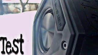БАСС Тест маленькой Tronsmart Element Groove. Bass test Bluetooth speaker!